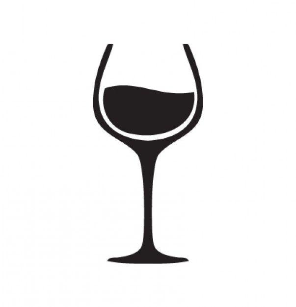 Téléchargez Vecteur Verre De Vin gratuitement | Verre de vin