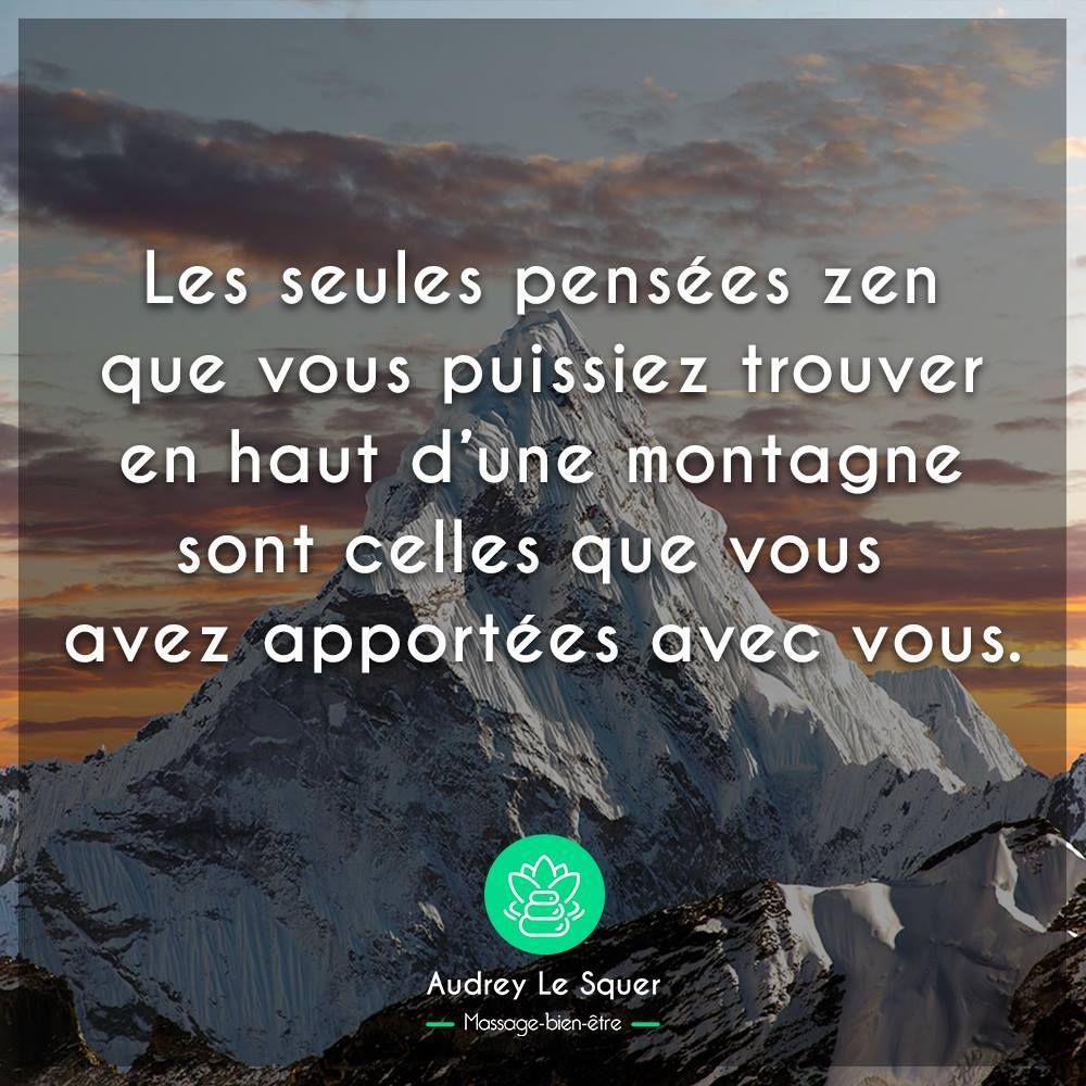 Citation Zen Audrey Le Squer Praticienne En Massage Bien