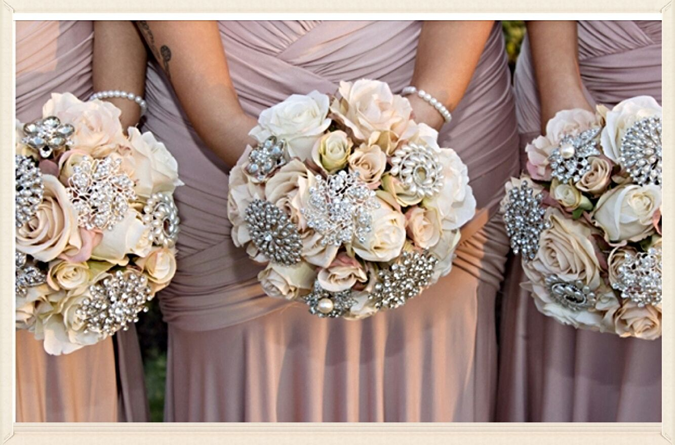 Wedding Brooch Bouquet Exceptional Of Flowers