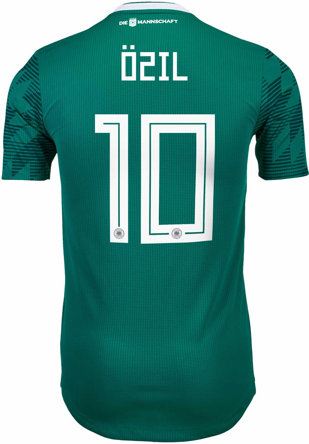 huge selection of bf99f c859b adidas Mesut Ozil Germany Away Authentic Jersey 2018-19 ...