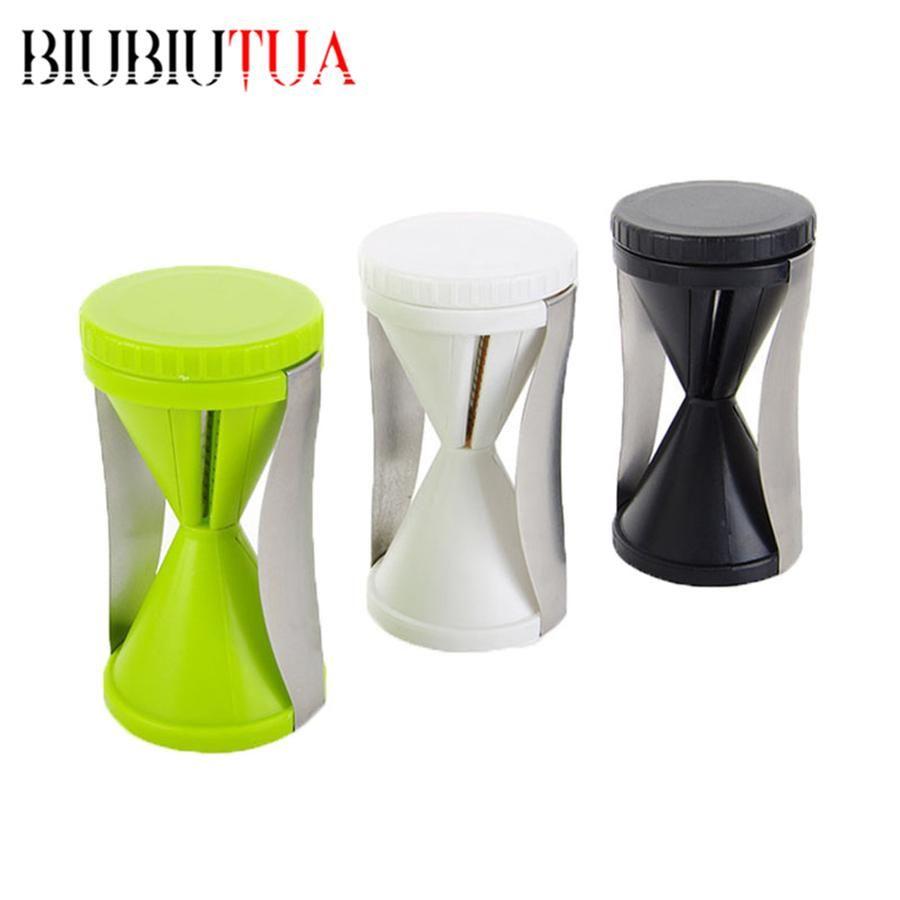 Visit to Buy] BIUBIUTUA Kitchen Tools Vegetable Spiral ...