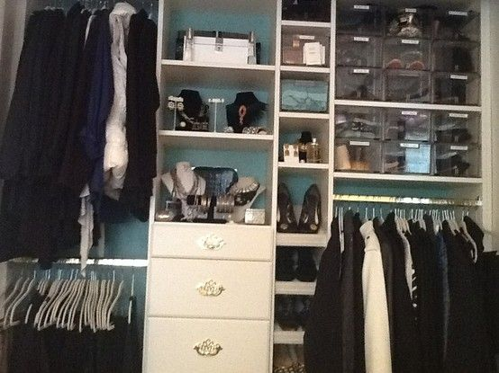 Exceptional New Master Bedroom Closet By Chesapeake Closets, With Vintage Lotus Drawer  Pulls Sourced On Etsy