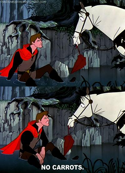 thedisneyprincess | Prince phillip, Horse and Disney princes