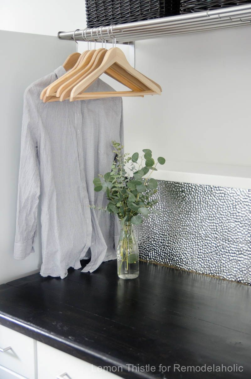 Learn How To Install A Unique And Modern But Easy To Clean Metal