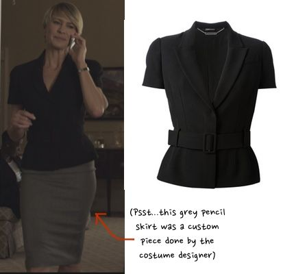 House Of Cards Season 3 Fashion What Claire Wore Chapter 27 28 On Screen Style Claire Underwood Fashion Claire Underwood Wardrobe