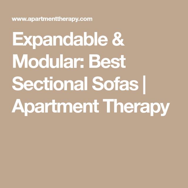 Wondrous Expandable Modular Best Sectional Sofas Home Creativecarmelina Interior Chair Design Creativecarmelinacom