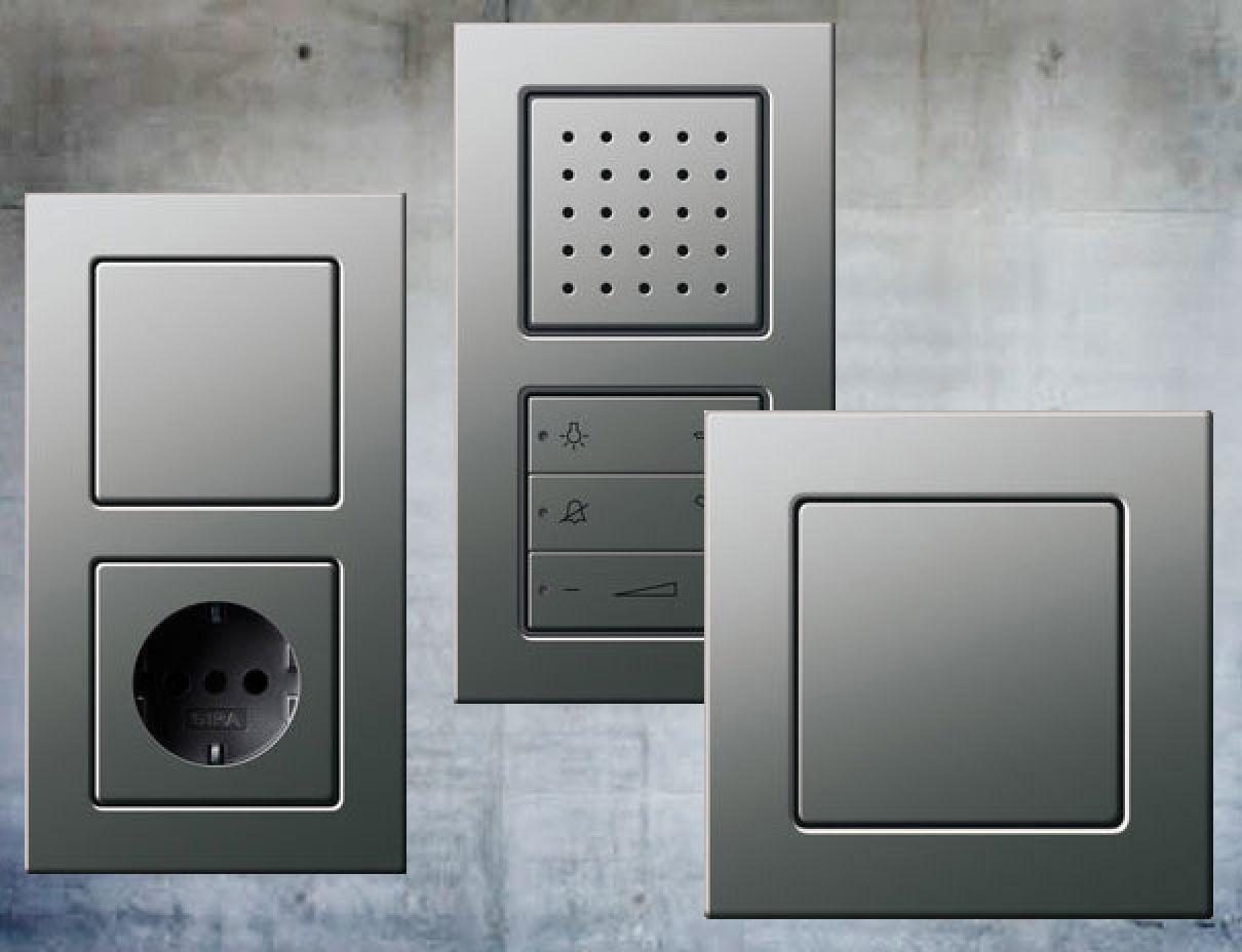 gira system 106 kaufen gira 5563902 sprachmodul system 106 verkehrswei lackiert online kaufen. Black Bedroom Furniture Sets. Home Design Ideas