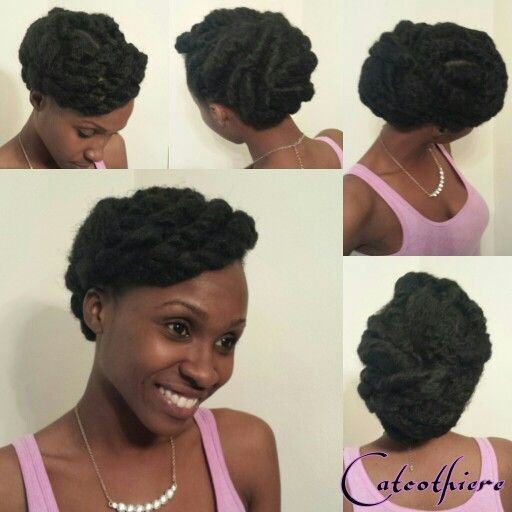 Pin On Natural 4c Hairstyles