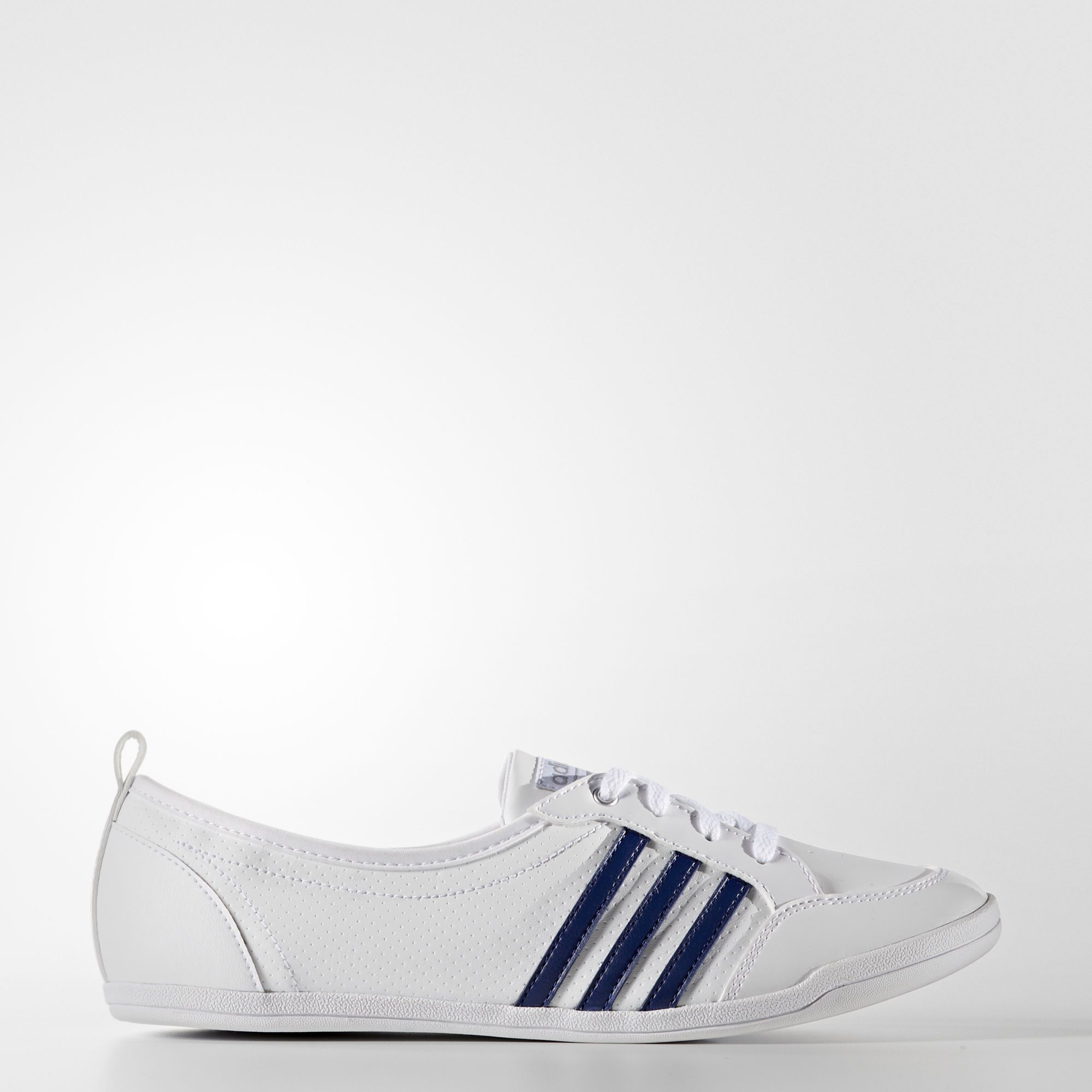 These girls' leather-like shoes fit like. Adidas NeoAdidas ...
