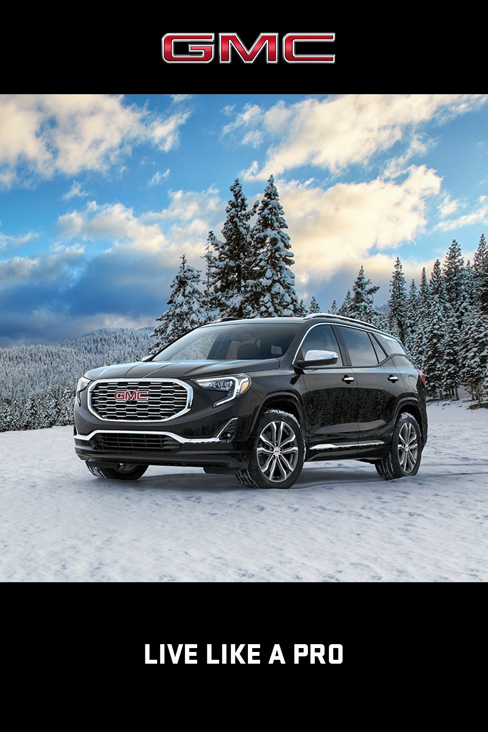 The 2018 Gmc Terrain Offers Three All New Available Turbocharged Engines Including A New Turbo Diesel Engine Gmc Terrain Buick Gmc Gmc