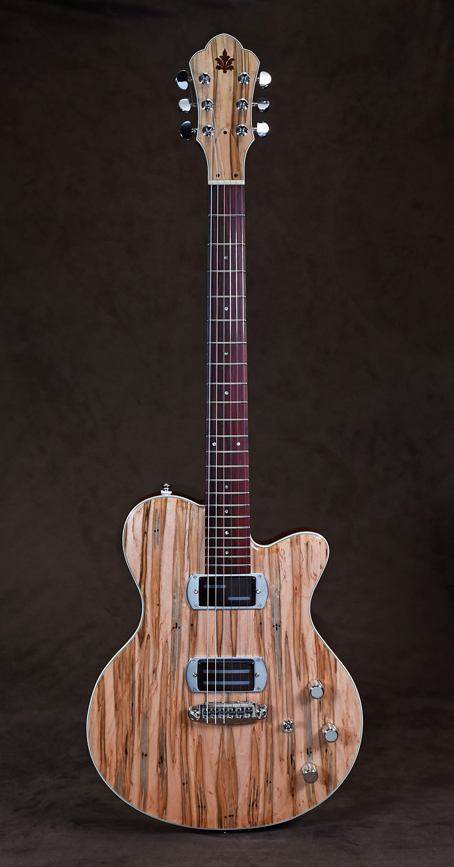 Custom Electric Guitar By Widman Custom Electrics Ambrosia Maple Top Brazilian Rosewood Fingerboard And Custom Custom Electric Guitars Custom Guitars Guitar