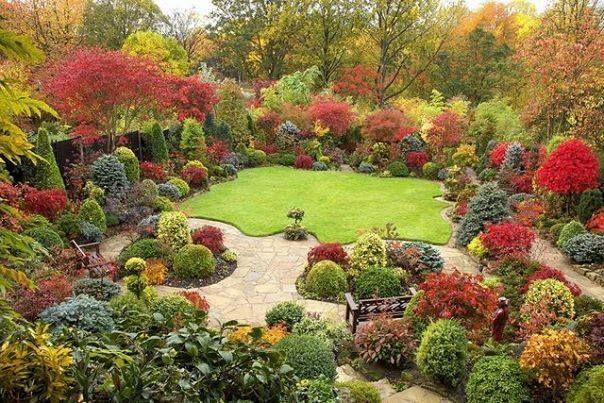 Szépséges kert :)