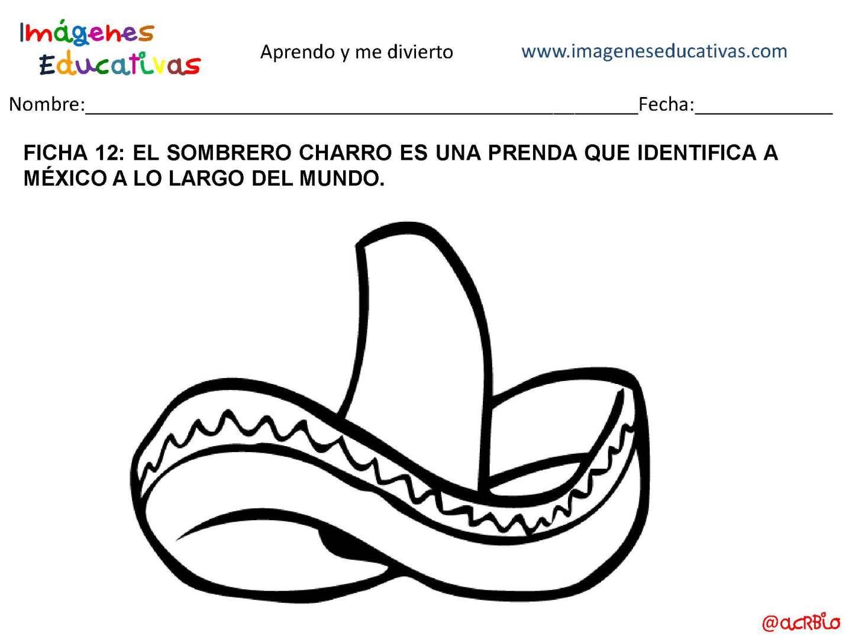 Cuaderno Para Trabajar México Aprendemos Coloreando