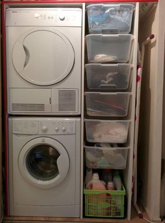 Photo of 110+ Ideen So optimieren Sie kleine Waschküchen und machen sie stilvoller – Simphome