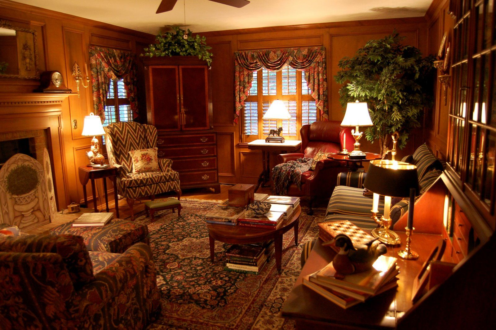 Decorating english country style english country style - Decorating living room country style ...