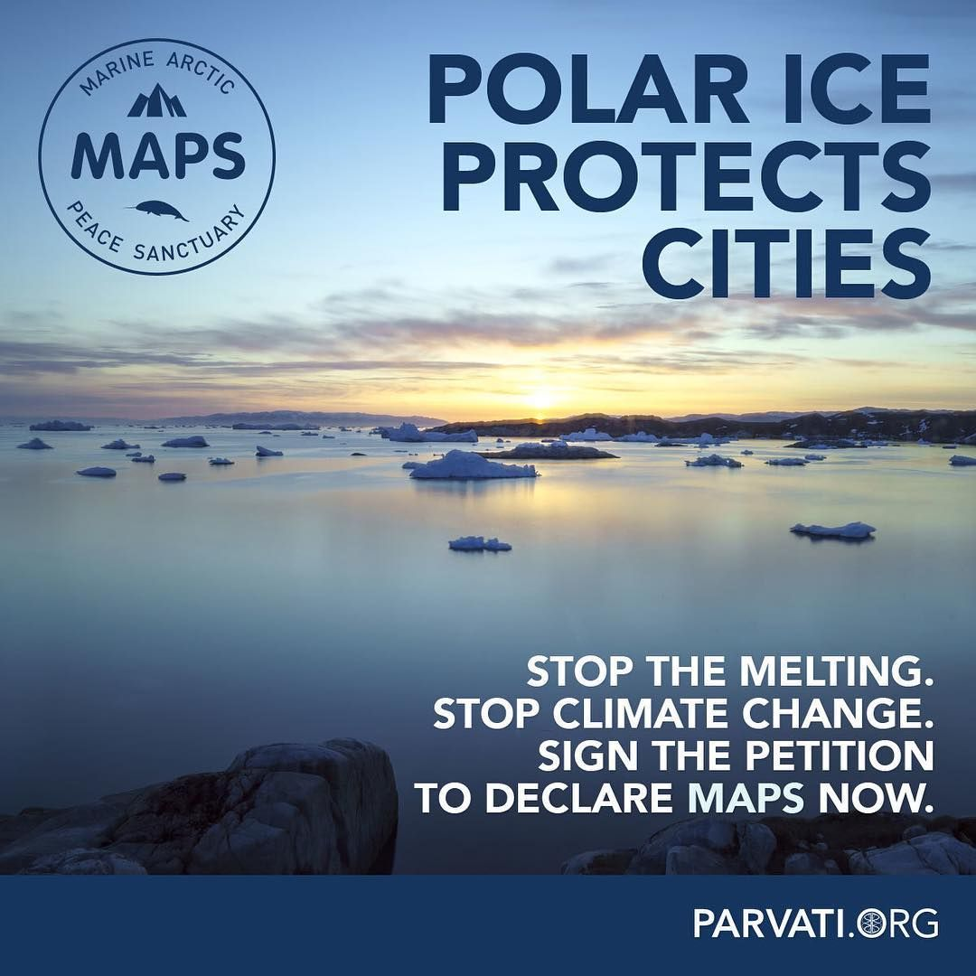 As The Polar Ice Caps Melt Sea Levels And Ocean