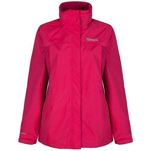 Womens 3 in 1 regatta jacket