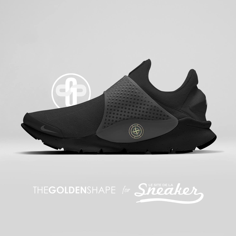 in Dart Stone Black Nike 2019Sock Island Sock dart x mnwNvO08
