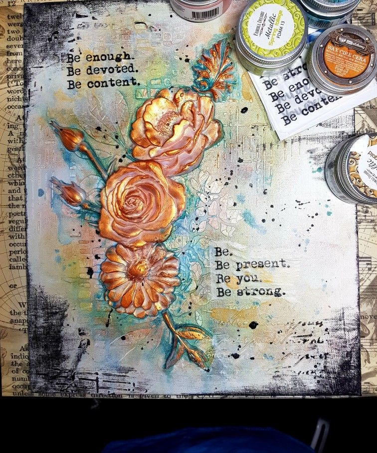 Pin by Kasia Bigaj on My mixed media projects Mixed