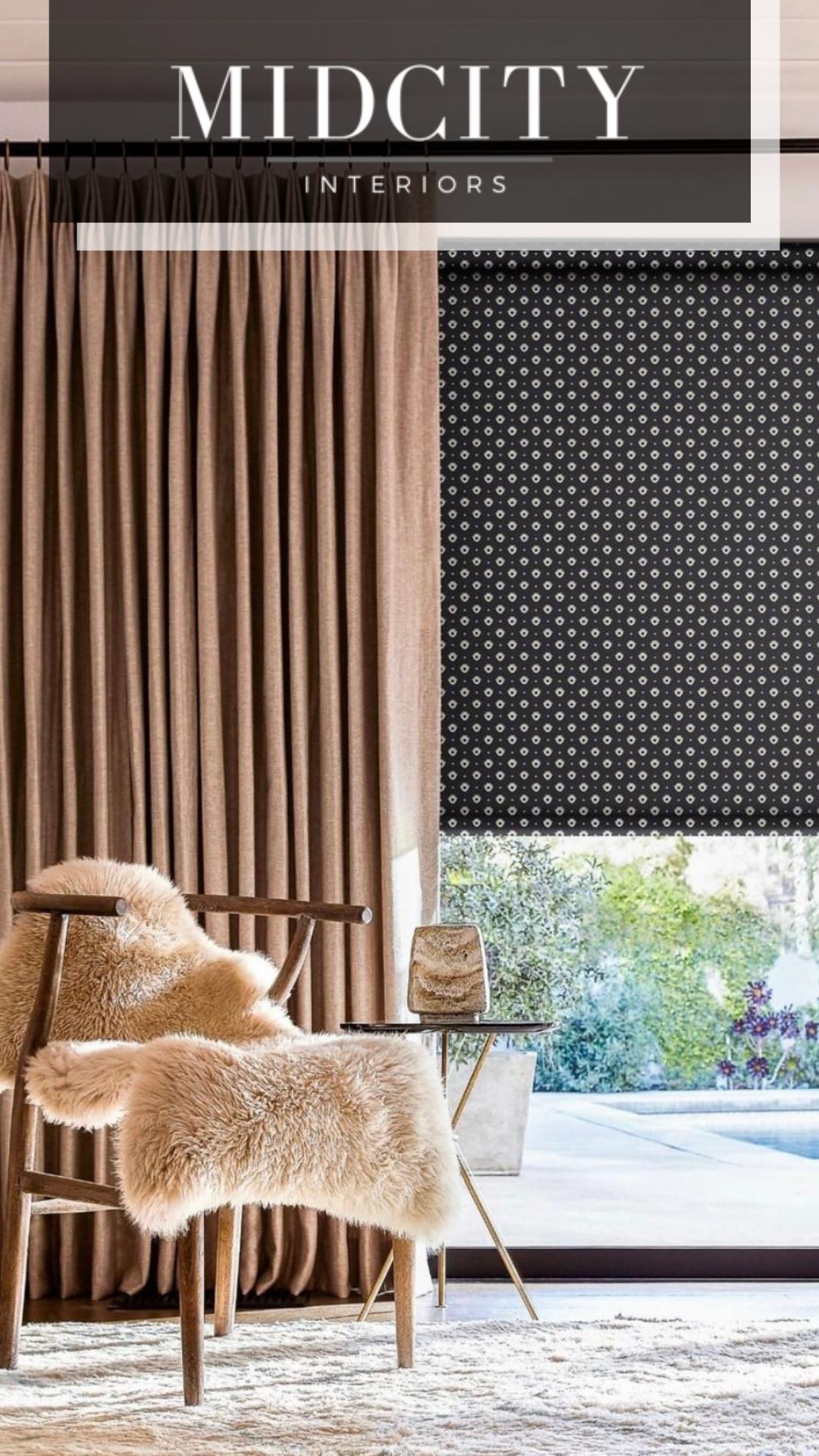 Virtual Design Living Room: Midcity Decor Interiors • Interior Design • Home Staging