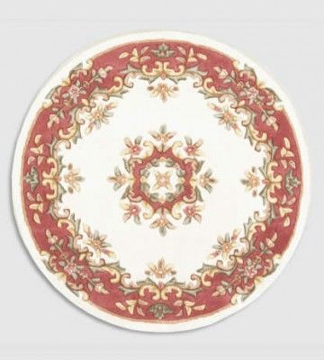Crown circle 02:-  The traditional old style Crown collection of rugs is the pinnacle of mixing vintage chic with todays contemporary look.  Price	Form £94.00