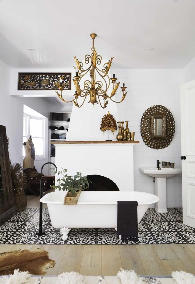 Une maison bohème aux couleurs de la nature - PLANETE DECO a homes world | Maison bohème, Maison ...