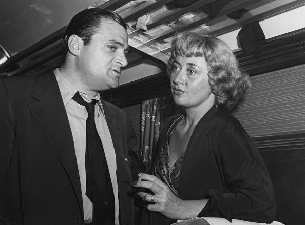 Картинки по запросу mike todd Joan Blondell