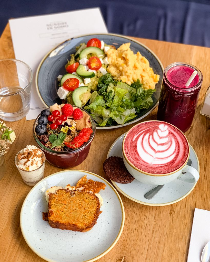 Brunch In Sunday In Soho Paris Paris Breakfast Best Coffee Shop Paris Food Guide