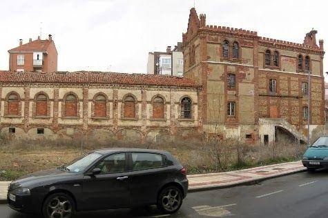 Patrimonio Industrial Arquitectónico: León. Noticias sobre la rehabilitación de la antig...