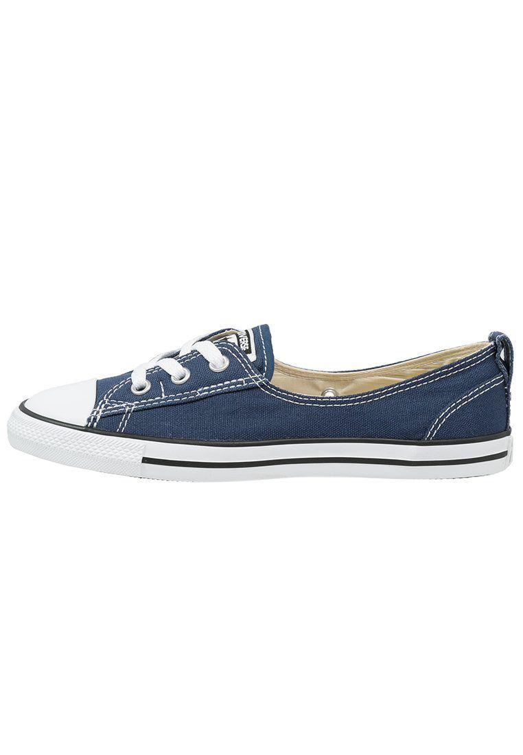 19db5d446634 Converse CHUCK TAYLOR ALL STAR BALLET - Sneaker - navy - Zalando.de