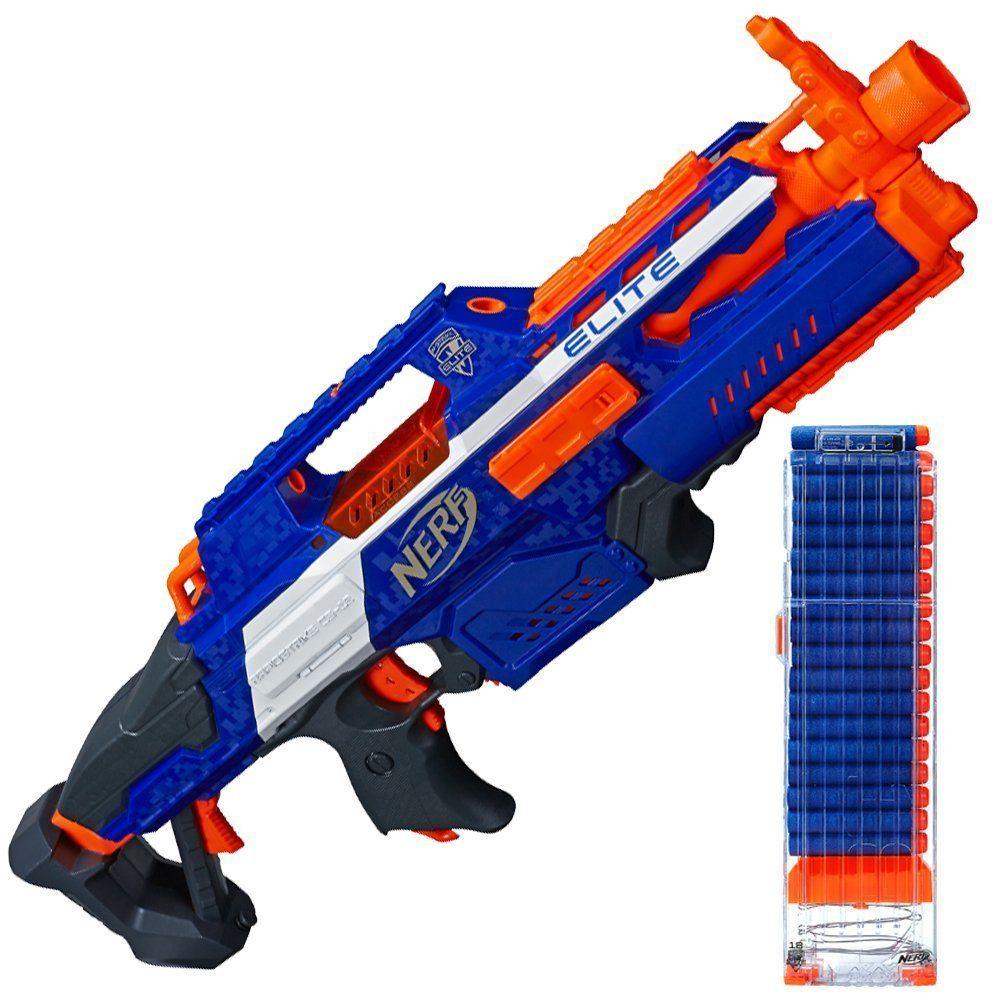 Nerf N Strike Elite Rapidstrike Cs 18 Blaster Nerf