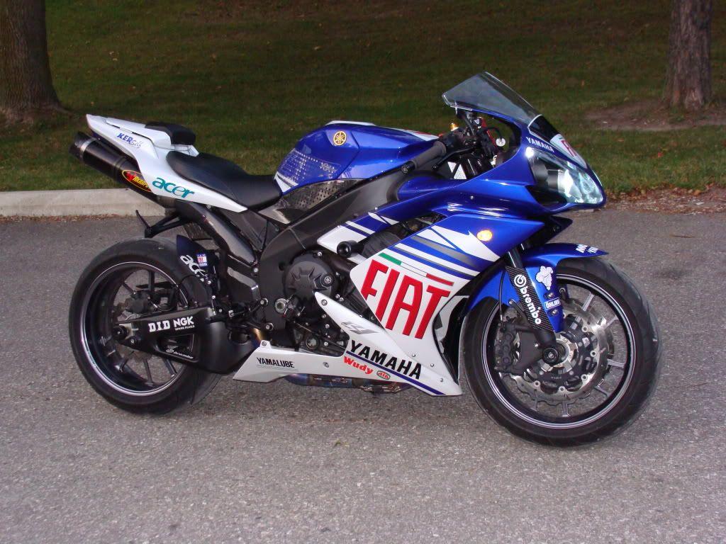 2008 Yamaha R1 FIAT edition | r1 | Pinterest | 2008 yamaha r1 ...