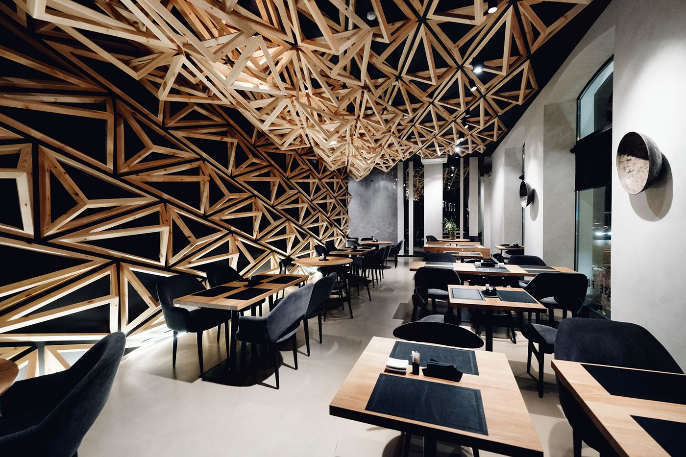 Innovative Designs That Really Make A Difference   Ceilings, Bar ...