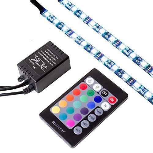 Led Light Strips With Remote Pleasing Satechi® Computer Rgb Led Light Strip With Remote Control Http Inspiration