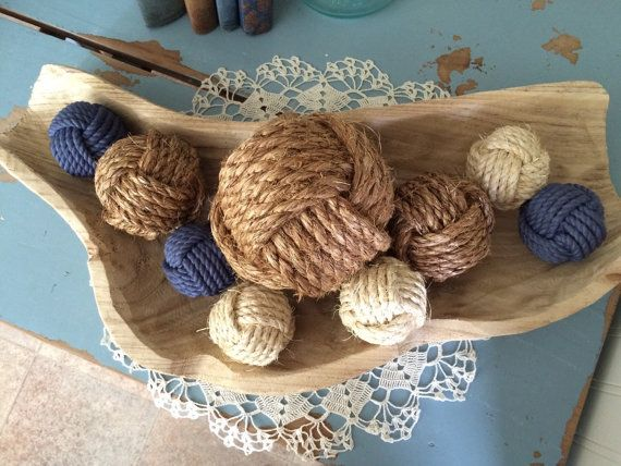 Decorative Rope Balls Fascinating Decorative Rope Knot Balls Collection Of 9Highplainsknotwork Inspiration