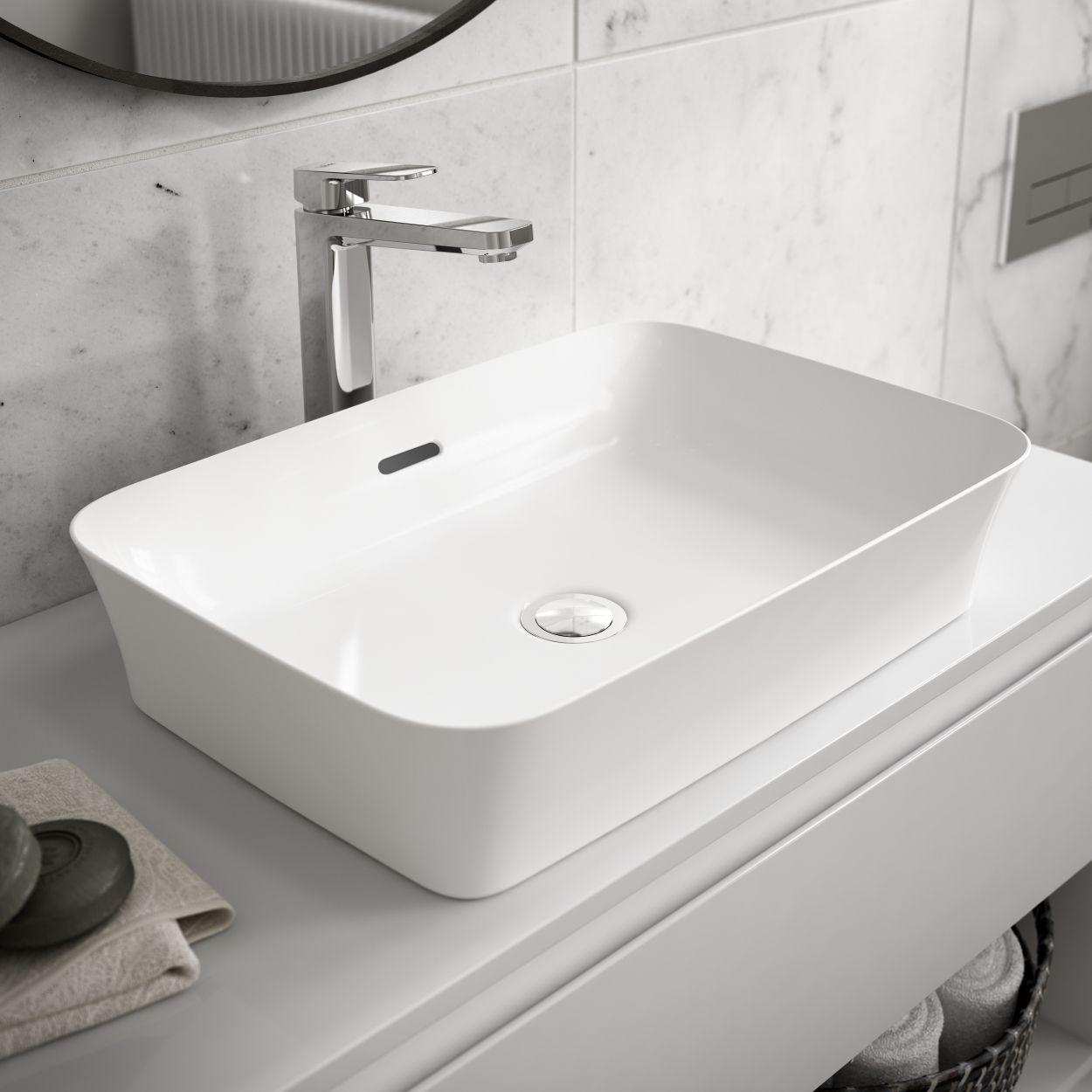Ipalyss Waschtisch Serie Von Ideal Standard Kleine Badezimmer Ideal Standard Kleine Badezimmer Design