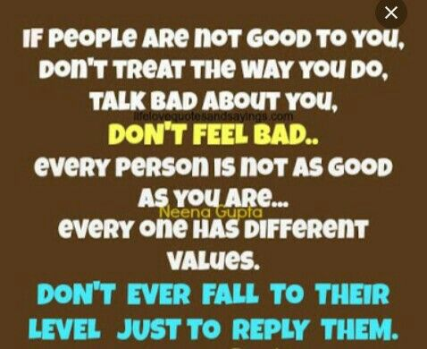 my ethics my values my dignity my selfrespect...no one is above this