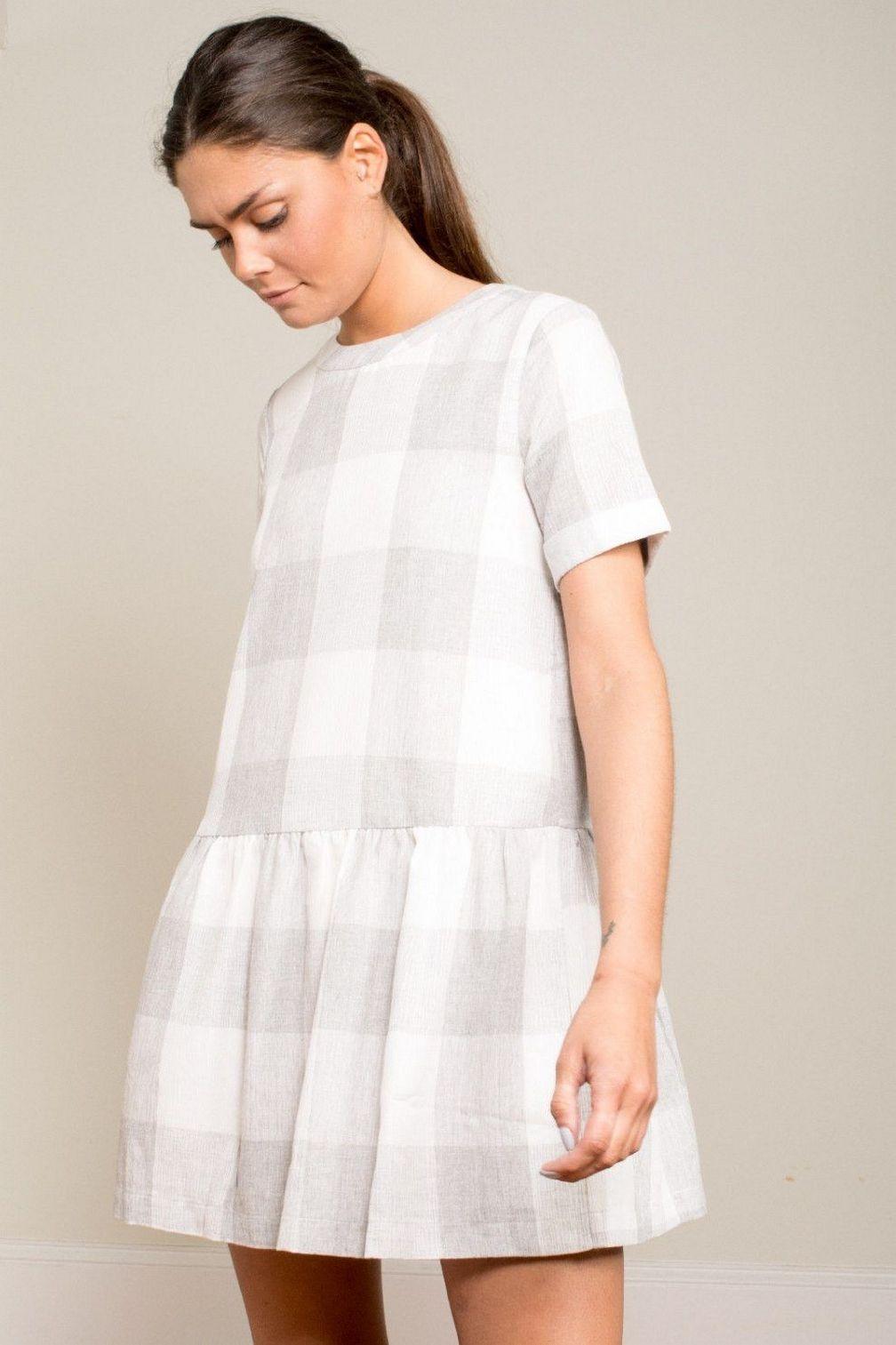 150 Beautiful Shift Dresses Fashion Suitable For Summer Shift Dress Fashion Dresses [ 1513 x 1008 Pixel ]