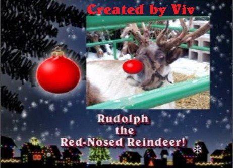 Rudolph The Red Nosed Reindeer Dvd Menu