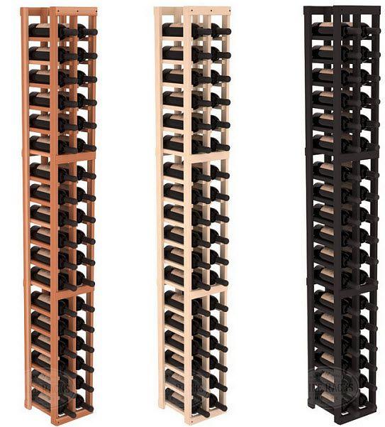Tall thin wine rack findabuy home garden pinterest wine rack wine and smart storage - Tall corner wine rack ...