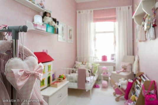 Myynnissä - Kerrostalo, Kruununhaka, Helsinki:  #lastenhuone #oikotieasunnot