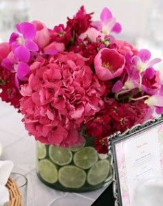 Sweet Pea with Limes Centerpiece  Google Image Result for http://cn1.kaboodle.com/hi/img/b/0/0/80/0/AAAAC4cqr9UAAAAAAIANsg.jpg%3Fv%3D1256936621000