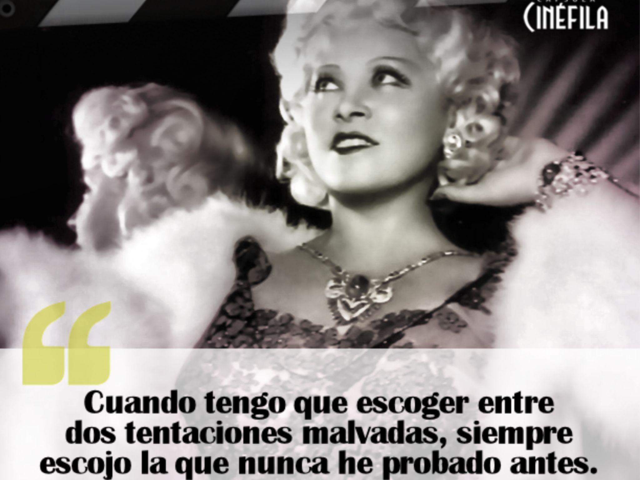 Culturizando Mae West Citas Frases Frases Y Citas