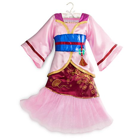Mulan Costume for Kids  sc 1 st  Pinterest & Mulan Costume for Kids | Costumes to Dress Every Adventure ...