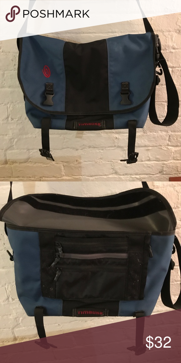 Timbuktu Classic Messenger Bag Large Made Out Of Durable Fabric The Timbuk2