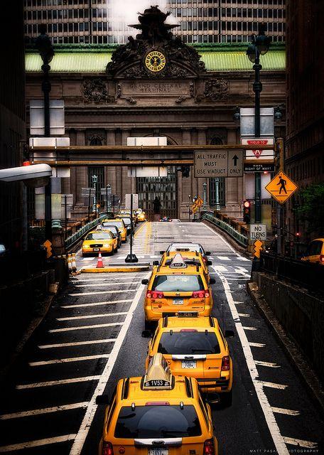 New York City Taxi New York City City Nyc