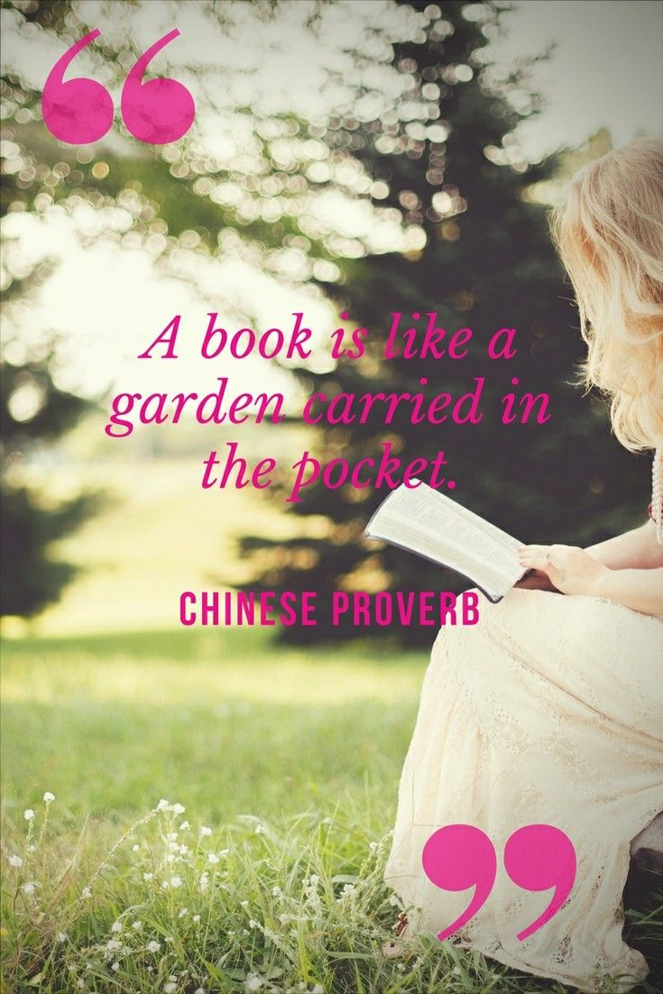 Chinese Proverb About Reading Books Library Quotes Book Quotes Chinese Proverbs