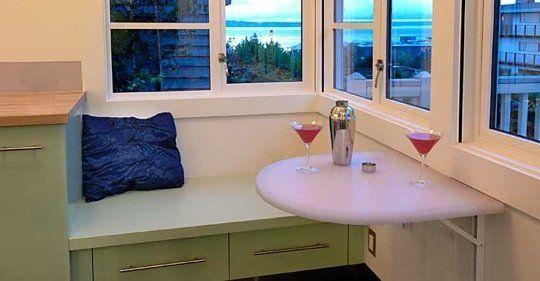 The Jetsons-Style Kitchen in Jet City | Kitchen styling ...