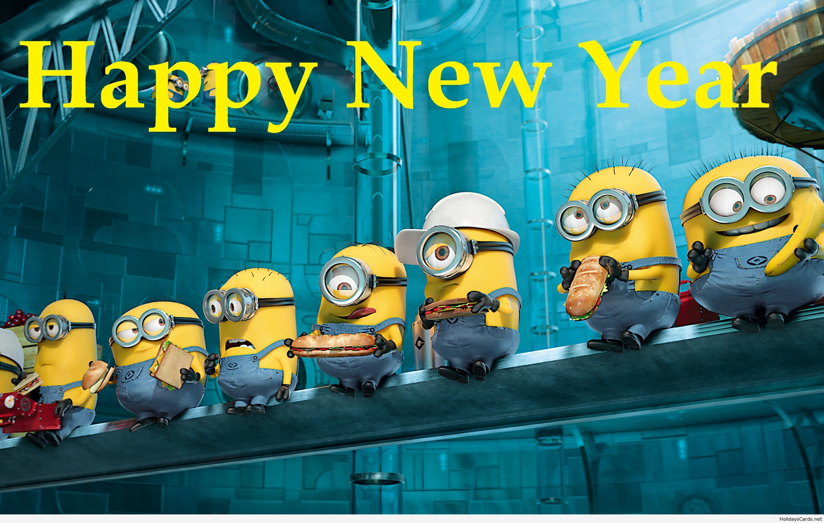 Image of: Chinese Minions Happy New Year Hd 28801830 Gifer Images Of Minions Happy New Year rockcafe