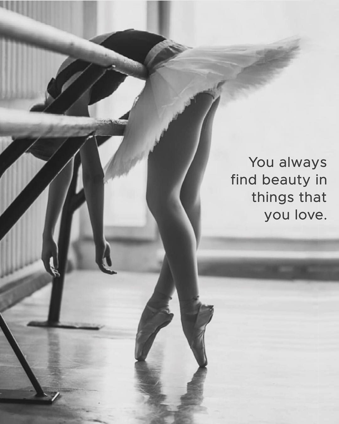Best Dance Quotes On Instagram The Most Beautiful Thing About